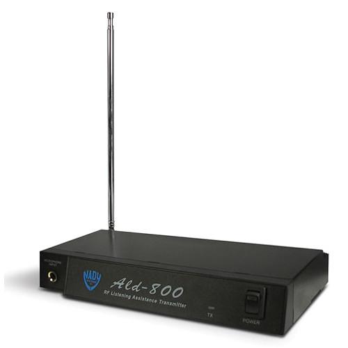 Nady VHF Transmitter for ALD-800 Wireless System