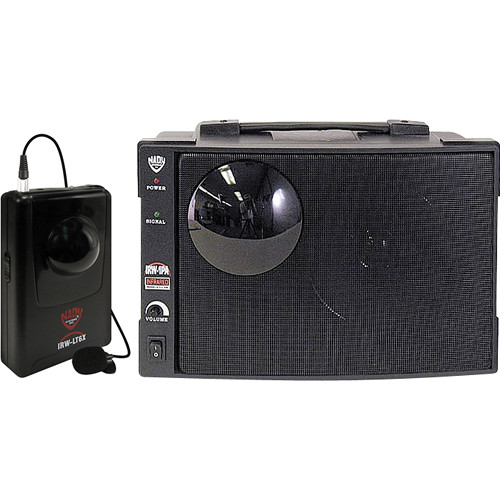 Nady IRW-1PA LT/U IR Wireless Microphone System