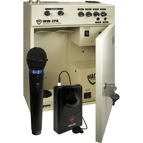 Nady HT-6SC Handheld Microphone Transmitter and LT-6SC Bodypack Transmitter