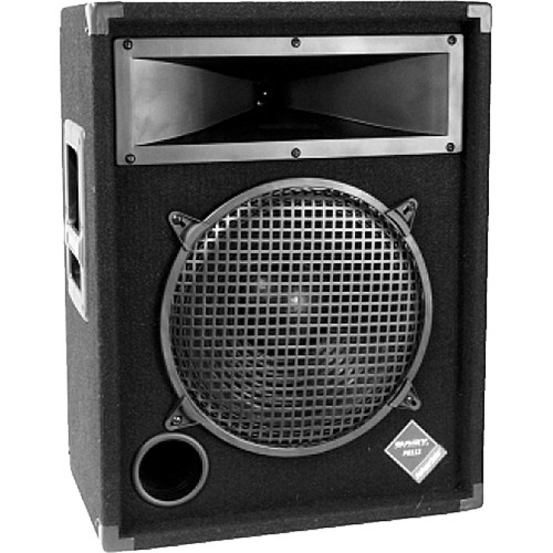 "Nady PS-112+ ProPower Plus 2-Way Speaker with 12"" Woofer"