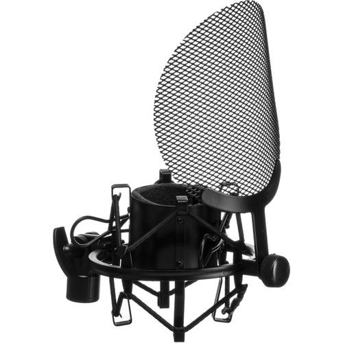 Nady SSPF-4 Shockmount & Metal Pop Filter