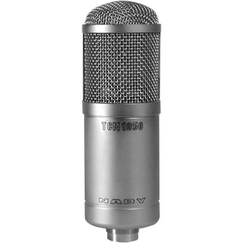 Nady TCM 1050 Studio Vacuum Tube Condenser Microphone with Aluminum Flight Case
