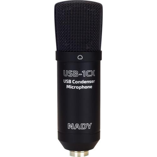 Nady USB-1CX USB Condenser Microphone