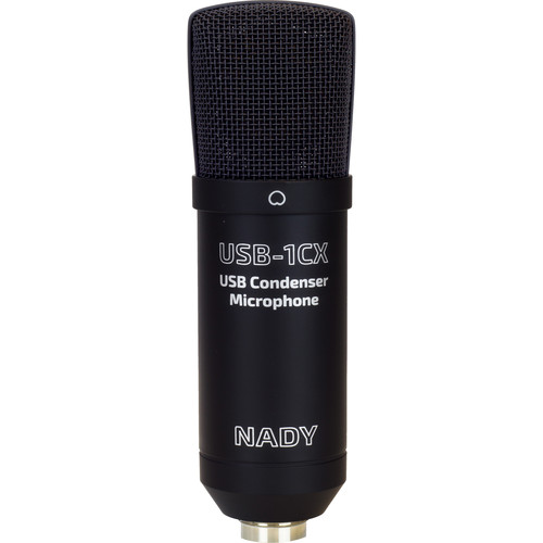 Nady USB-1CX USB Condenser Microphone