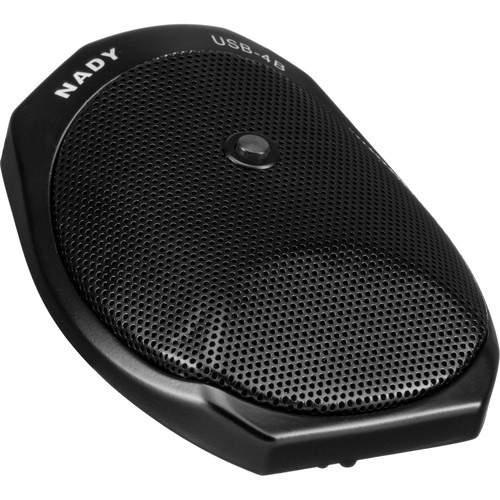 Nady USB-4B Boundary Condenser USB Microphone