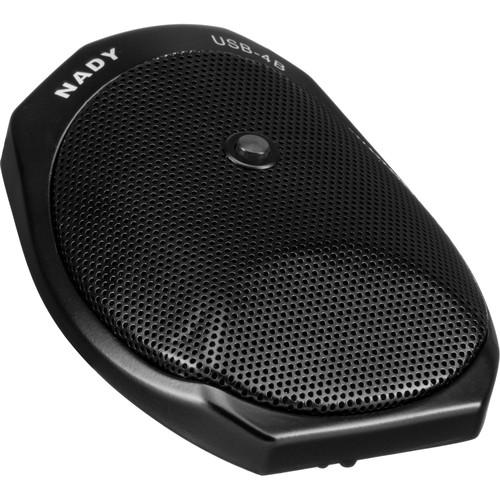Nady USB-4B Boundary Condenser USB Microphone