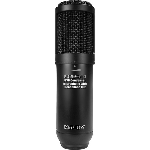 Nady USB-5H Condenser Microphone