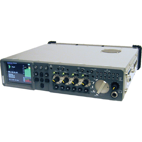 Nagra VI 8-Channel Digital Recorder (Slate Gray)