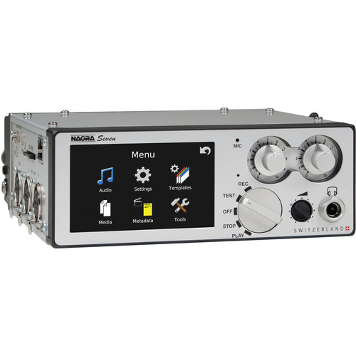 Nagra Seven 2-Channel Universal Digital Recorder