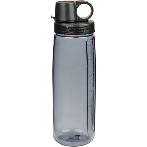 Nalgene 2590-8024 On the Go Bottle (24 oz, Gray)