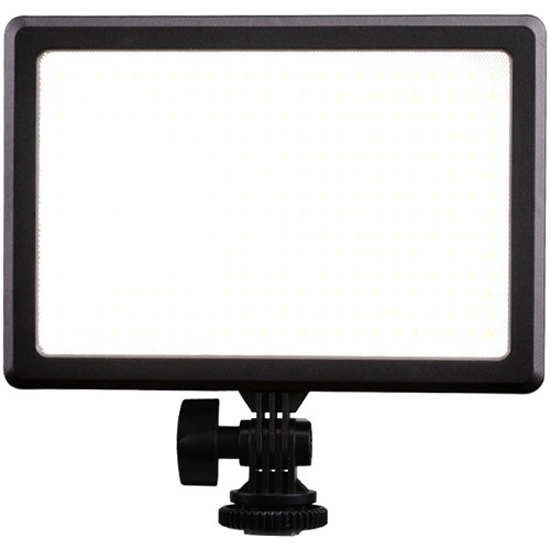 Nanguang MixPad41 Bi-Color Hard/Soft On-Camera LED Light