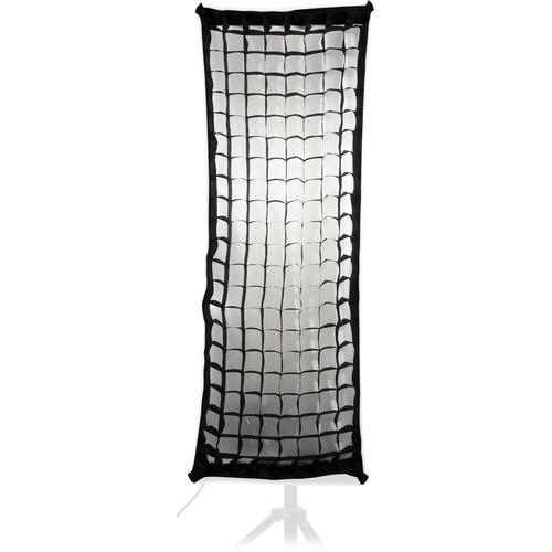 "Nanlite Fabric Grid for Asymmetrical Stripbank Softbox (18 x 43"")"