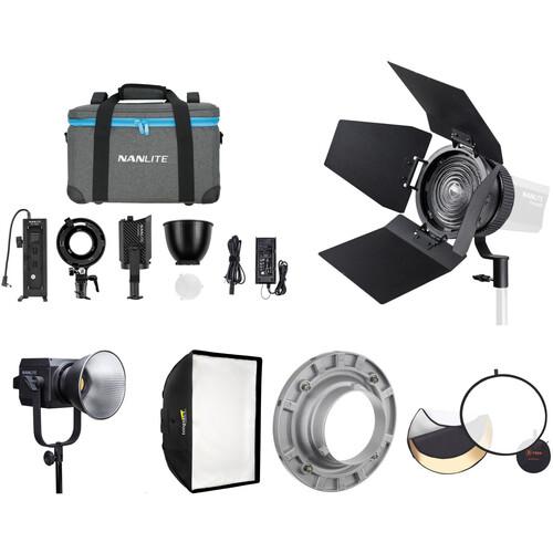 Nanlite Interview Lighting Kit