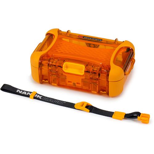 Nanuk Nano 330 Protective Hard Case (Orange)