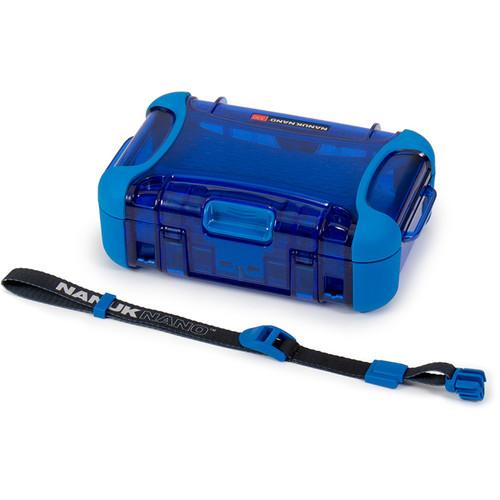 Nanuk Nano 330 Protective Hard Case (Blue)