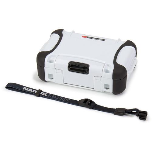 Nanuk 330 NANO Series Hard Case (White)