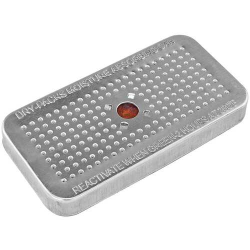 Nanuk Desiccant Silica Gel Pack - Aluminum Canister