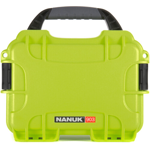 Nanuk 903 Case (Lime)