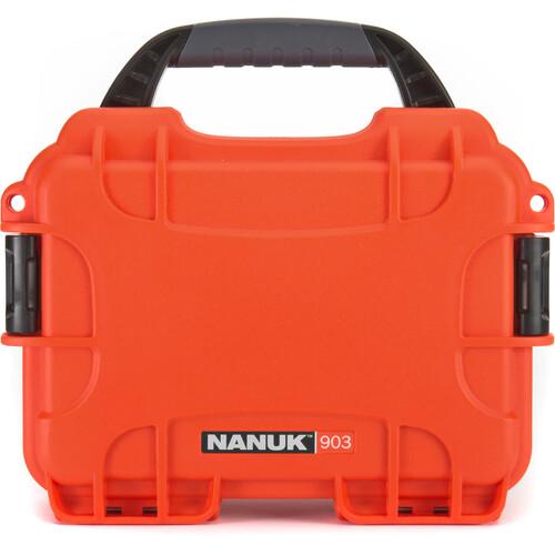 Nanuk 903 Case (Orange)