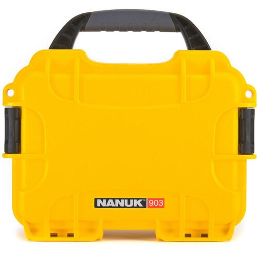 Nanuk 903 Case (Yellow)