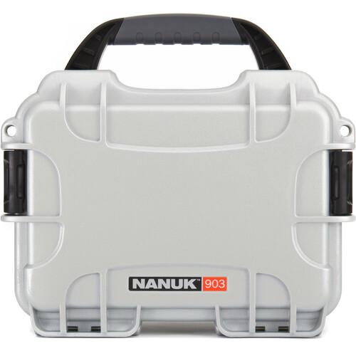 Nanuk 903 Case (Silver)