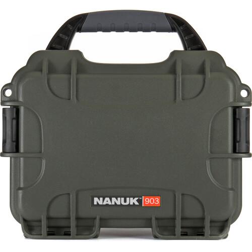 Nanuk 903 Case (Olive)