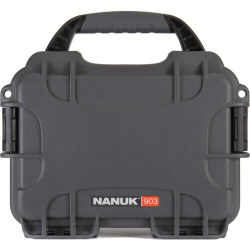 Nanuk 903 Case (Graphite)