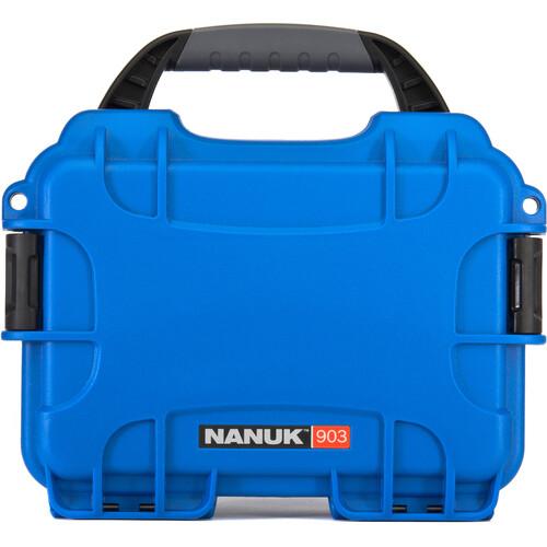 Nanuk 903 Case (Blue)