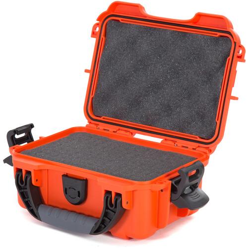 Nanuk 903 Case with Foam (Orange)