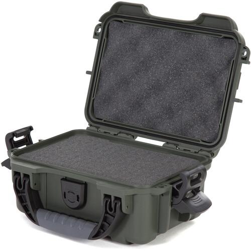 Nanuk 903 Case with Foam (Olive)