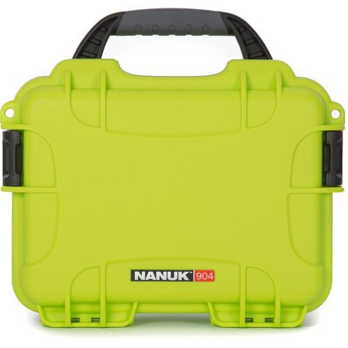 Nanuk 904 Case (Lime)
