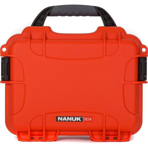 Nanuk 904 Case (Orange)
