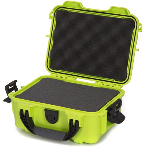 Nanuk 904 Case with Foam (Lime)