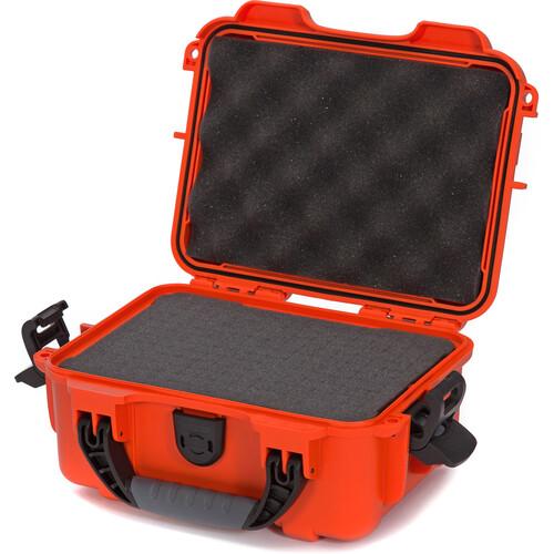 Nanuk 904 Case with Foam (Orange)