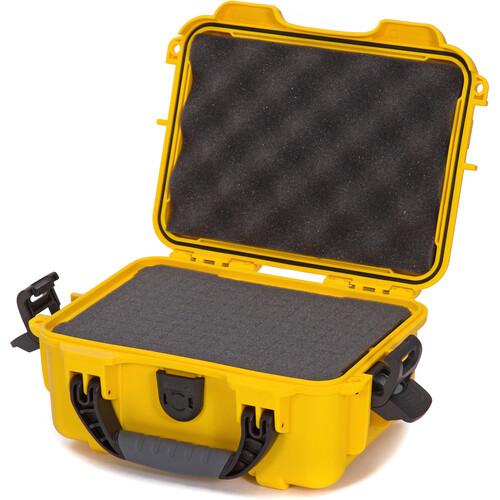 Nanuk 904 Case with Foam (Yellow)