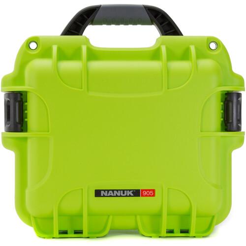 Nanuk 905 Case (Lime)