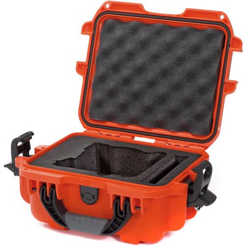 Nanuk 905 Case with Foam Insert for FREEFLY MōVI Cinema Robot Smartphone Stabilizer (Orange)