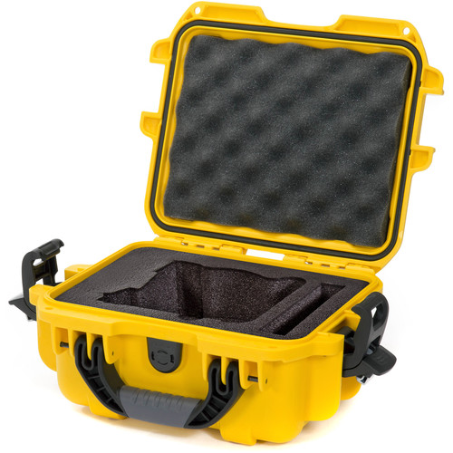 Nanuk 905 Case with Foam Insert for FREEFLY MōVI Cinema Robot Smartphone Stabilizer (Yellow)