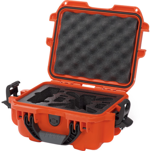 Nanuk 905 Waterproof Hard Case for DJI Spark (Orange)