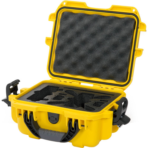 Nanuk 905 Waterproof Hard Case for DJI Spark (Yellow)