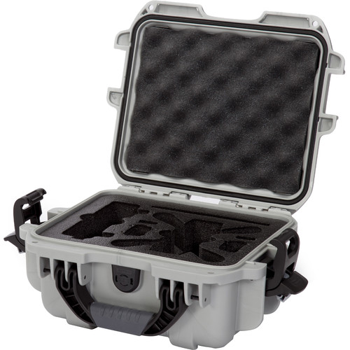 Nanuk 905 Waterproof Hard Case for DJI Spark (Silver)