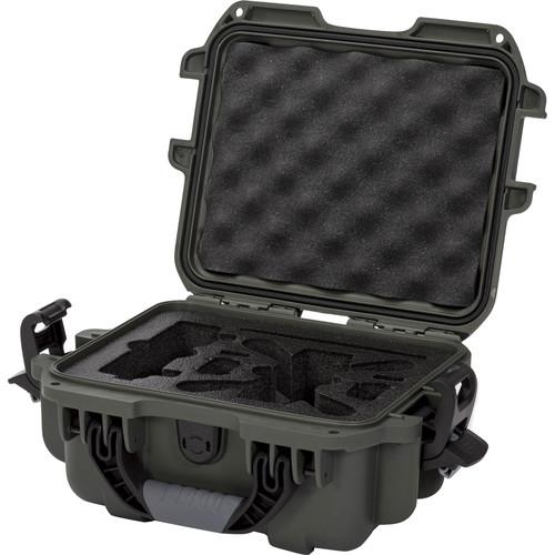 Nanuk 905 Waterproof Hard Case for DJI Spark (Olive)