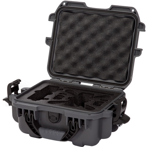 Nanuk 905 Waterproof Hard Case for DJI Spark (Graphite)