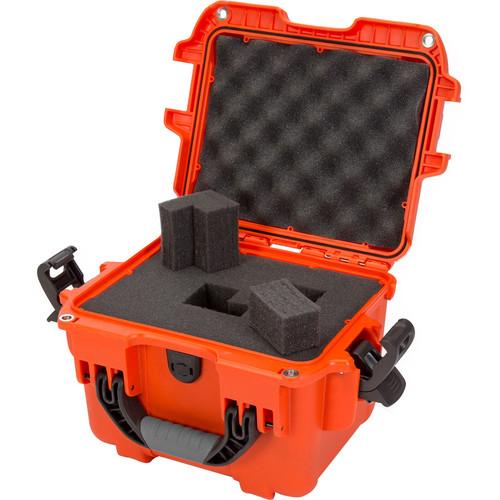 Nanuk 908 Case with Foam (Orange)