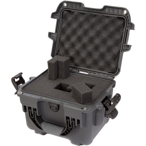 Nanuk 908 Case with Foam (Graphite)