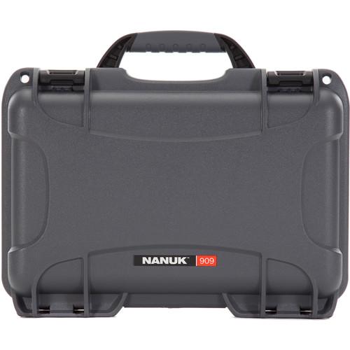 Nanuk 909 Series Case (Graphite)