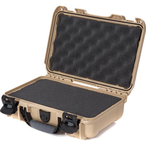 Nanuk 909 Series Case (Tan, with Foam)