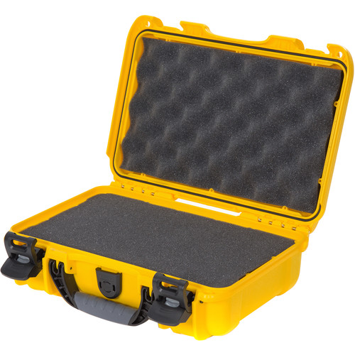 Nanuk 909 Series Case with Foam (Yellow)