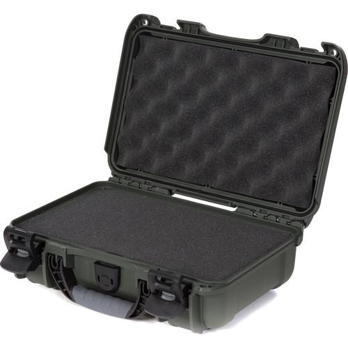 Nanuk 909 Series Case with Foam (Olive)