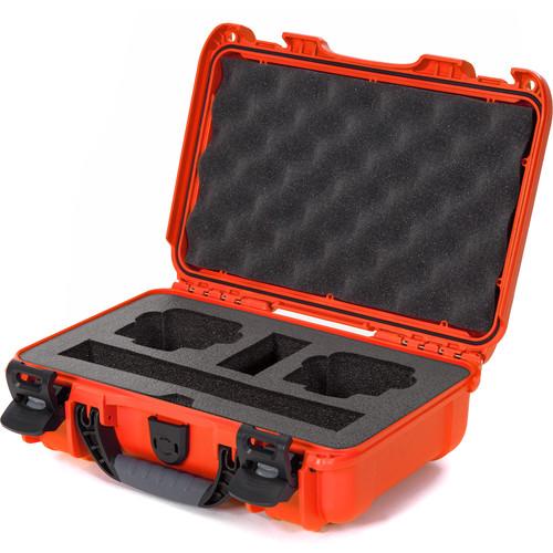 Nanuk 909 Hard Utility Case with Foam Insert for DJI Osmo (Orange)